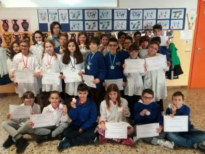 Classe 5^ Scuola Primaria di Porto Ceresio